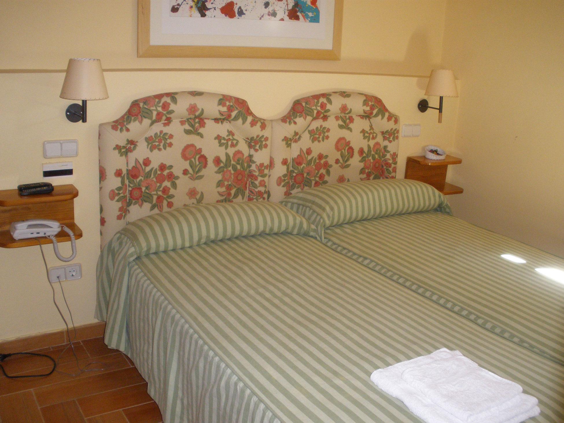Habitación Casa Rural La Chata en Valsaín, Segovia