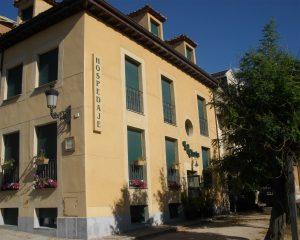 Hospedaje Casa Rural La Chata en Valsaín, Segovia