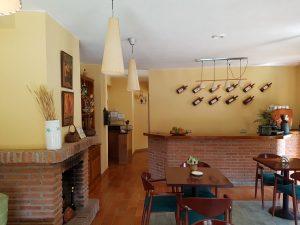 Salón Casa Rural La Chata en Valsaín, Segovia
