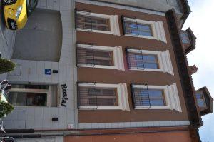 Hostal La Chata en La Granja. Segovia