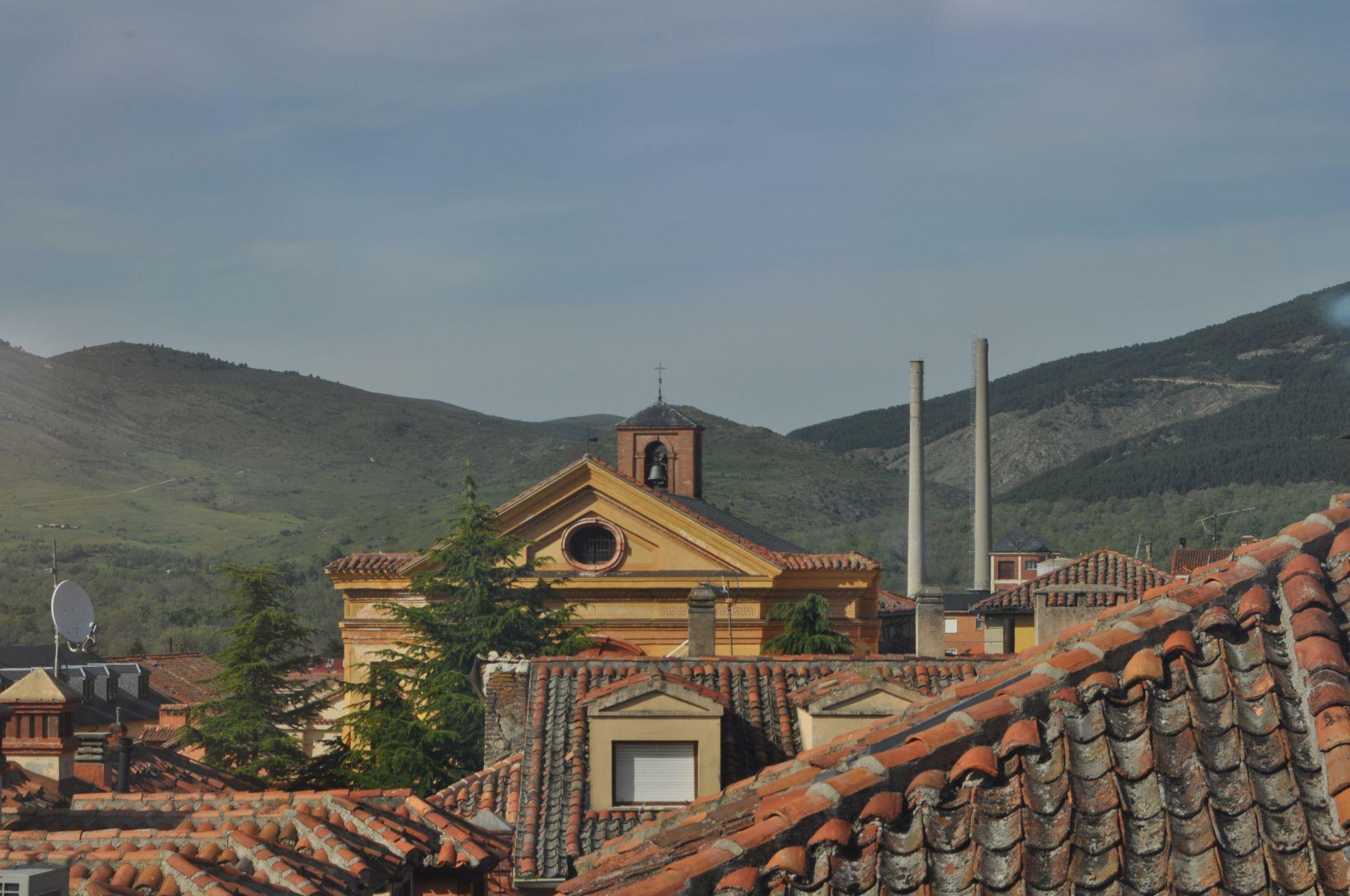 Vistas Hostal La Chata